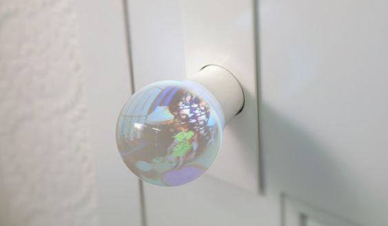 A Room in the Glass Globe by Hideyuki Nakayama