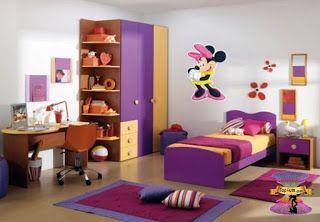 دهانات غرف اطفال بألوان زاهية وجميلة جدا للأطفال 2022 In 2021 Home Decor Toddler Bed Furniture