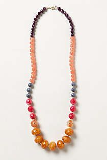 Anthropologie - Catalina Snakeskin Necklace
