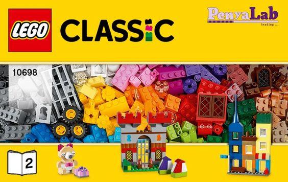 Lego Classic – Construccions (2)