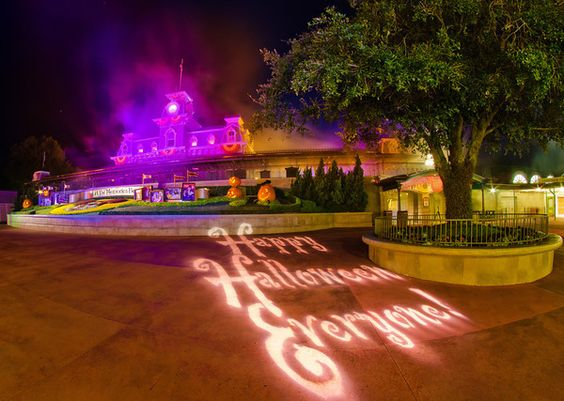 Image result for mickey's not so scary halloween party pinterest