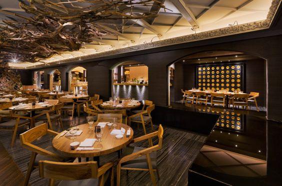 Restaurante de elementos naturales - Noticias de Arquitectura - Buscador de Arquitectura