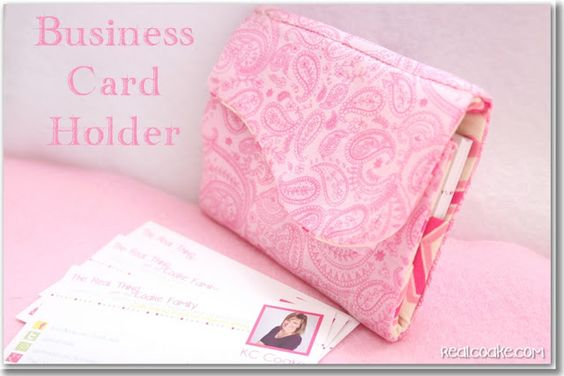 Business Card Holder...