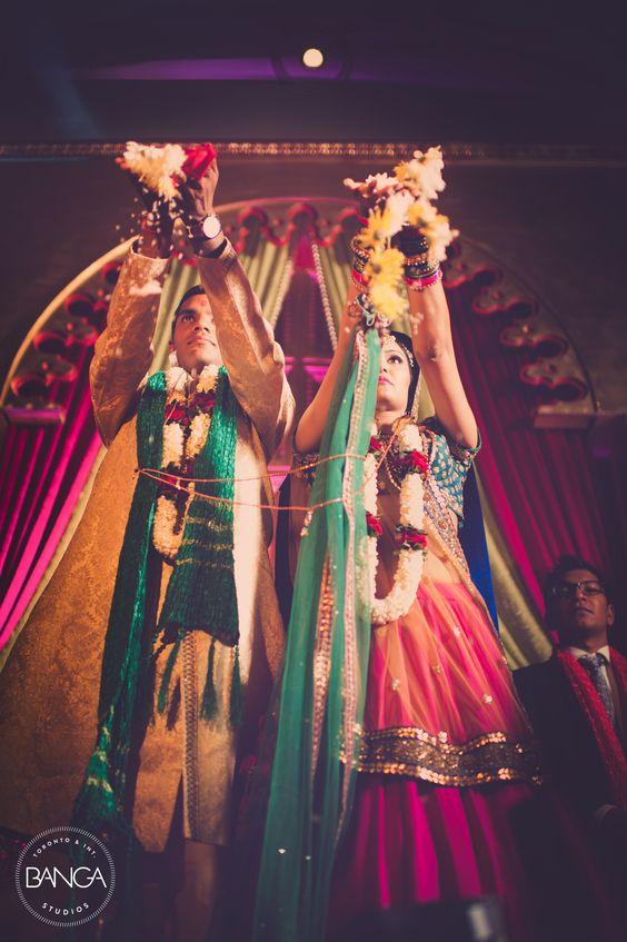 hindu wedding ceremony #indianwedding #hinduwedding #tradition #marriage #love #bigday #bride #groom #flowers @Nishali Patel