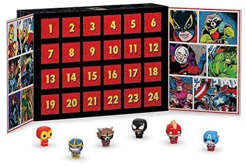 Calendrier De L'avent   Marvel 80 Ans (exclusivité Micromania