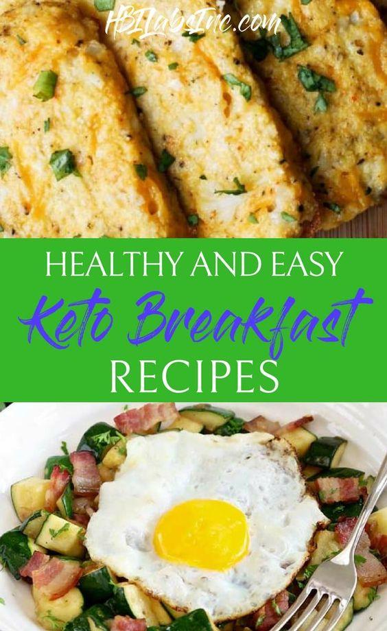 11 Keto Breakfast Recipes to Burn Fat
