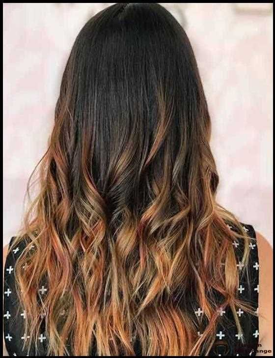 35 Trend Auffallige Haarfarben Im Herbst 2020 2021 Haarfarben Haare Haar Styling