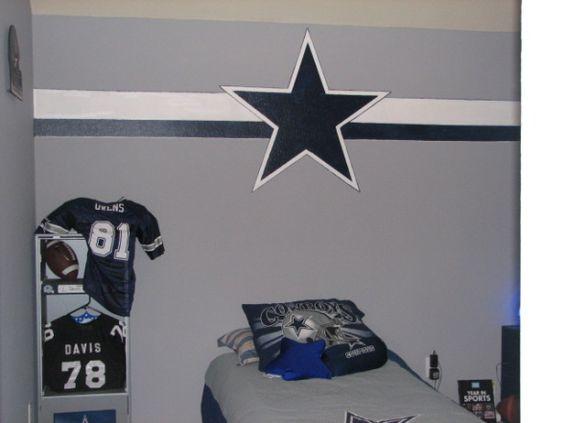 bito and daniel dallas cowboy boys room a room for a dallas cowboy