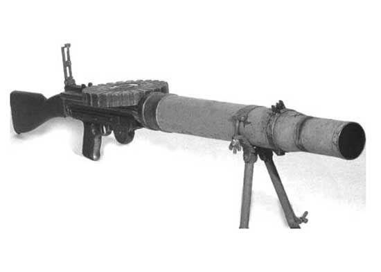 ww2 machine guns