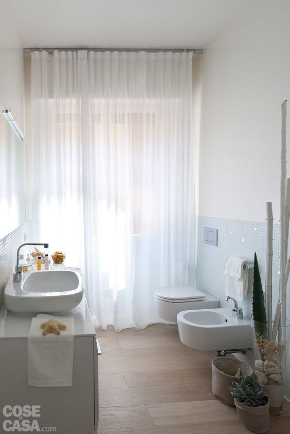 75 mq 10 idee per far sembrare pi grande la casa cose di casa bagno pinterest - Cose per la casa ...