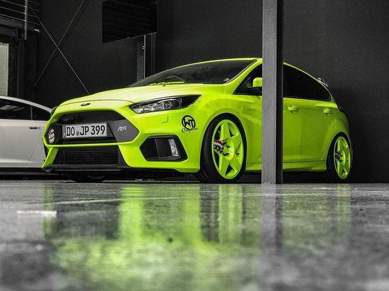 Mk3 Focus Rs Nahmens Hildegard Alias Hildi Getauft Von Jeanpiere Kraemer Ford Raptor Rwb Porsche Fahrwerk