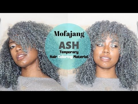 Wash Go Tutorial Mofajang Hair Color Wax On Natural Hair Youtube In 2020 Natural Hair Styles Natural Hair Tutorials Everyday Curls