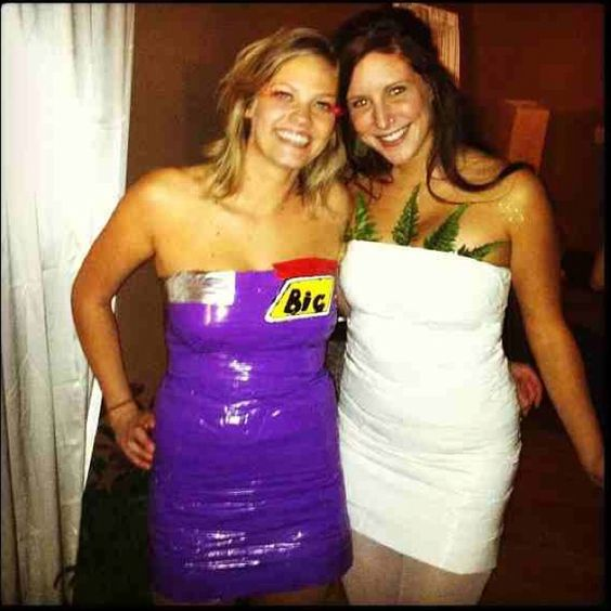 diy duct tape halloween costume bic lighter amp joint let
