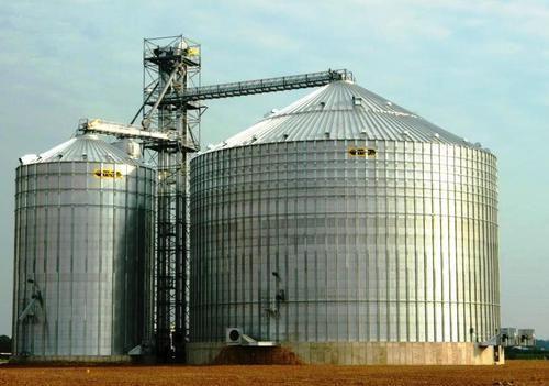 Guia completo da construção de silos para grãos