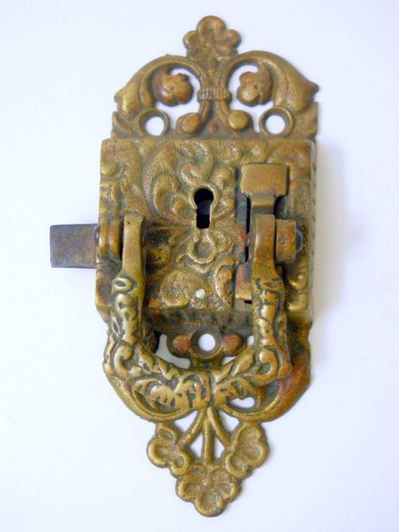 Pinterest the world s catalog of ideas for Baroque door handles