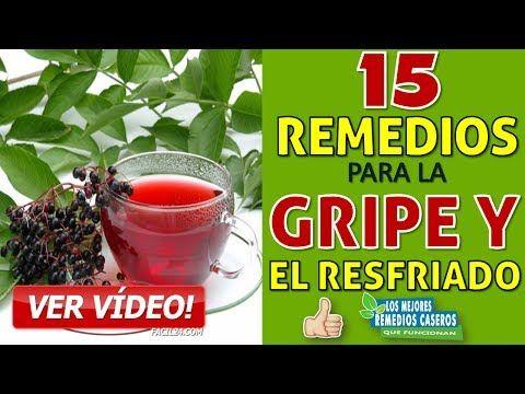 15 Remedios Caseros Para La Gripe Y El Resfriado Health Glassware Youtube