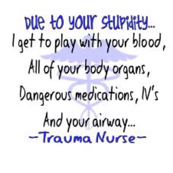 how to become a trauma nurse