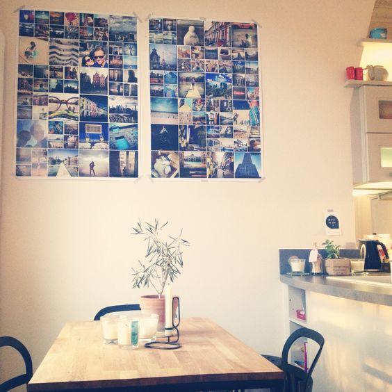 Poster polabox pour d corer mon coin repas dans la cuisine - Coin cuisine ikea ...