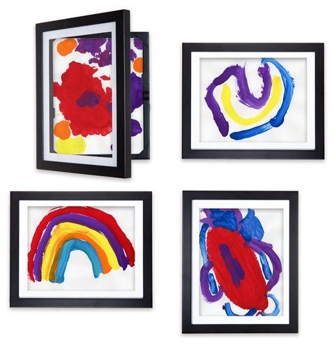 Save 16 5 Lil Davinci 8 5 X11 Art Gallery Art Display Kids Da Vinci Art Frame Kids Art