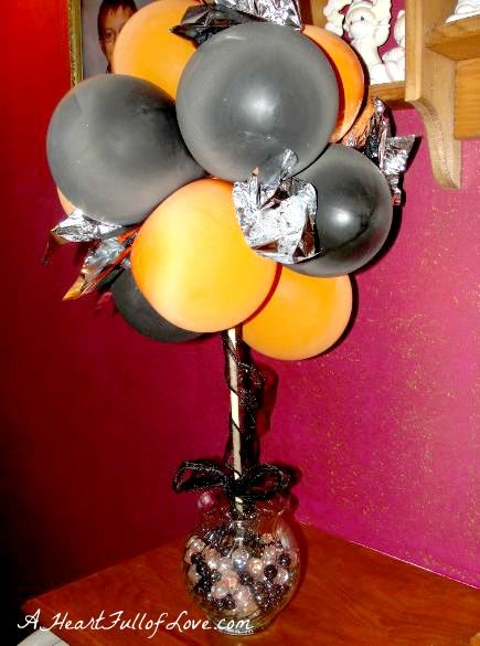 Pinterest the world s catalog of ideas for Balloon decoration ideas for graduation