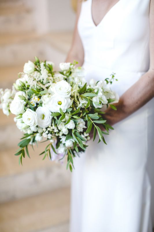 Bouquet Sposa 2019.Bouquet Da Sposa Con Lisianthus Wedding Bouquet In 2019