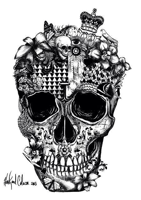 Mexicanstyle Art En Instagram Clown Girl 0