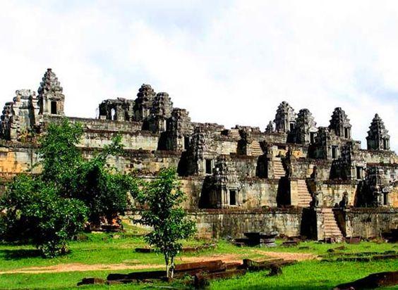 Một phần của Phnom Bakheng