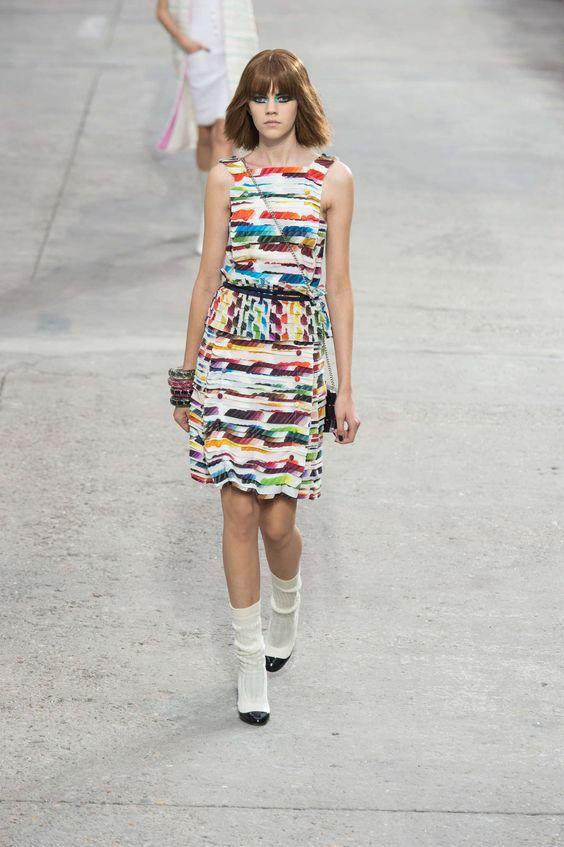 Chanel Printemps/Eté 2014, Womenswear - Défilés (#16510)