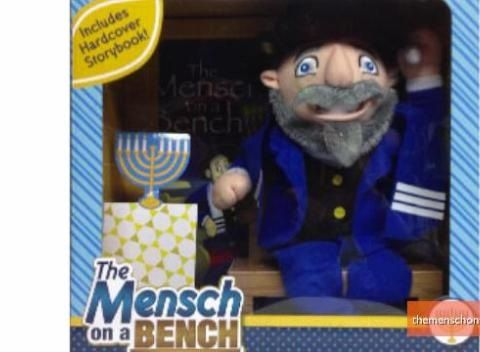 'Mensch on the Shelf' Sold As the Jewish Alternative to 'Elf...