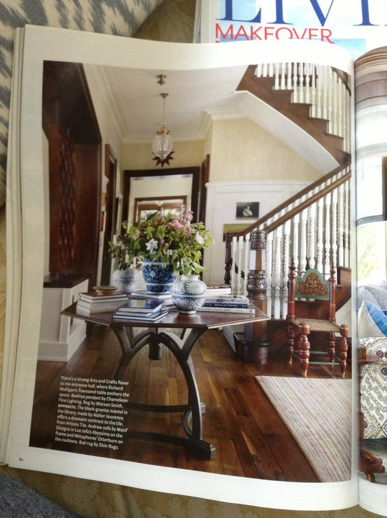 Foyer table/dining table