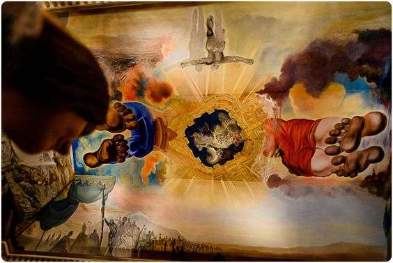 #Dali Museum, Figueres, #Spanien Salvador Dali is just amazing