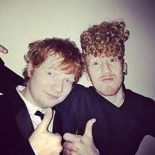 Macklemore and Ed Sheeran! :) <3