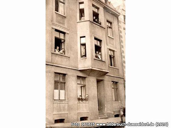 WohnhausanderDreherstr., Dreherstr., 40625 Düsseldorf - Gerresheim (1920)