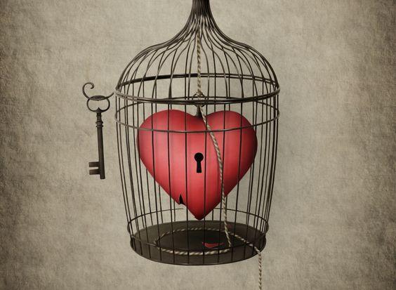 Slikovni rezultat za heart in a cage