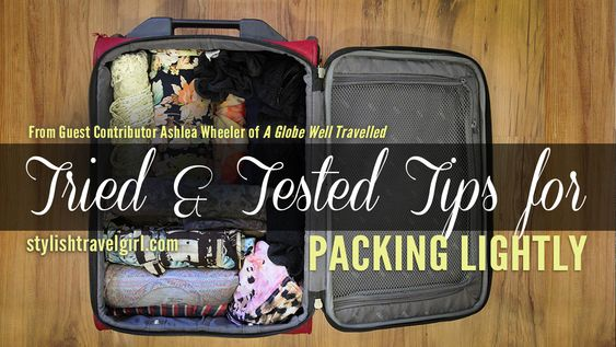 """""""If you are traveling to a place with uneven roads/footpaths or staying in hostels that don't have elevators, you're going to seriously regret lugging around a large suitcase."""" In this article, Syd..."""