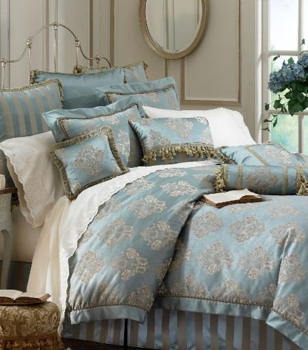 Catherine's Curtains - Custom Bedding that Coordinates with our ...