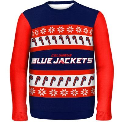 Columbus Blue Jackets One Too Many Ugly Sweater | Products ...
