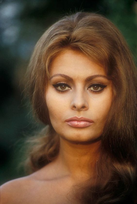 Sophia Loren. Photo by Willy Rizzo, 1967.