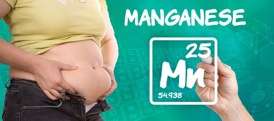 Could A Manganese Deficiency Be Causing Your Stubborn Belly Fat?