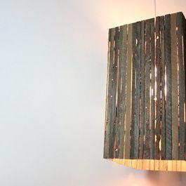 Eclectic Pendant Lighting