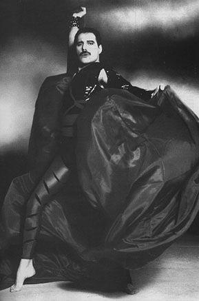Velour - Vintage Clothing Melbourne, Australia: Style Icon - Happy Birthday Freddie Mercury