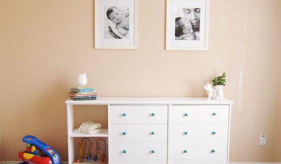 Ikea Rast Baby room