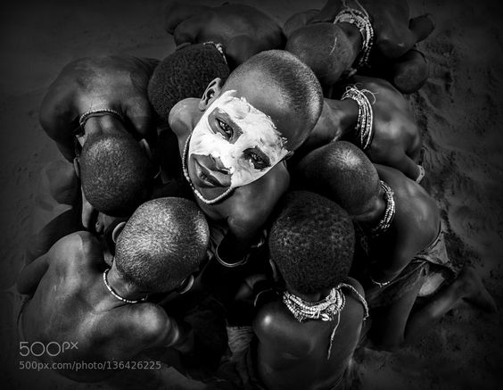Popular on 500px : Different face by bh_sayed