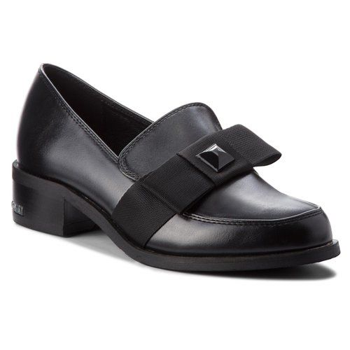 Polbut Jenny Fairy Ws18038 02 Czarny 2220940710069 Shoes Loafers Jenny