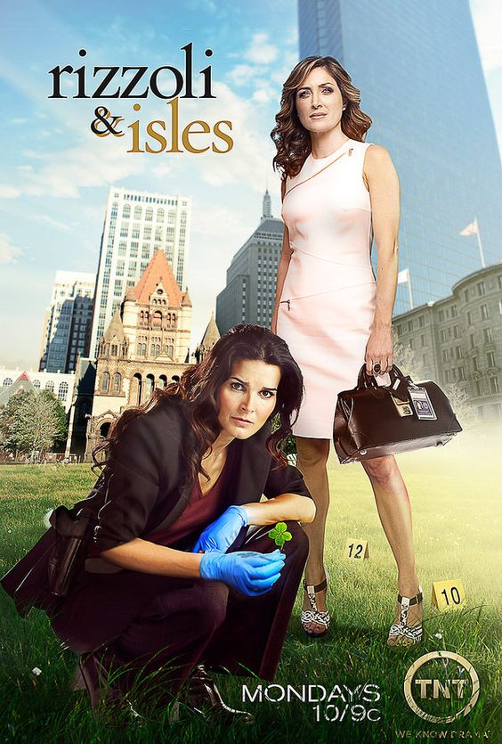 The Rizzoli & Isles Series by Tess Gerritsen-a little dry at the beginning but once you get into her writing style, the books are good. Can be very gruesome, I almost got sick a few times with her descriptions