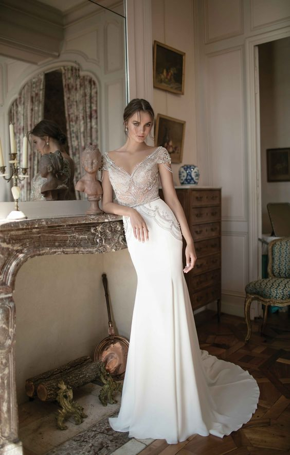 "Alon Livne White - 2016 Collection - ""Michelle"" dress:"