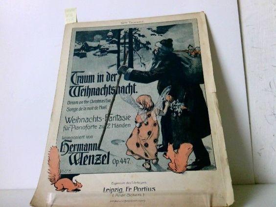 Traum in der Weihnachtsnacht Hermann, Wenzel: