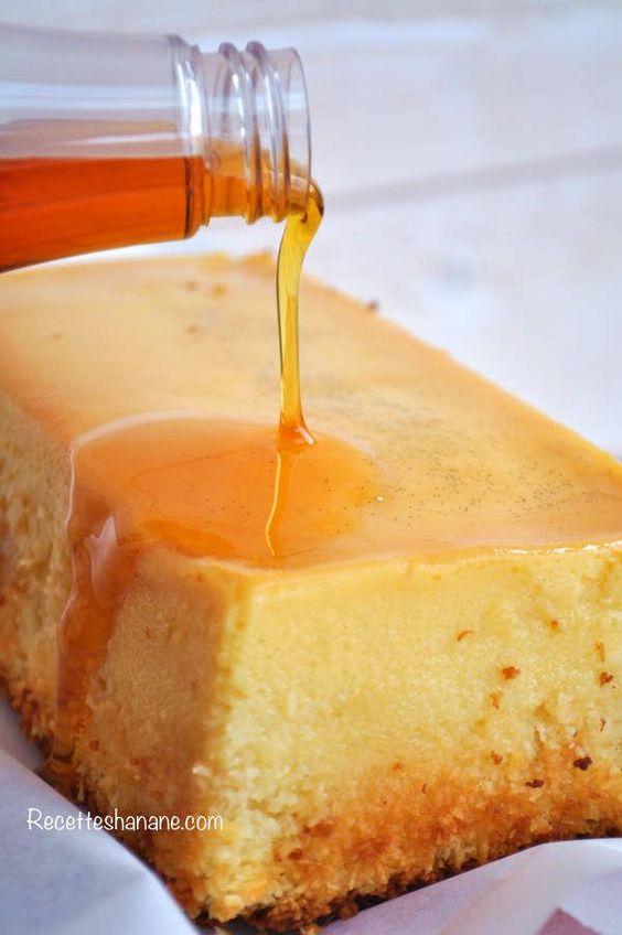 Voici la recette du coulis de caramel qui reste liquide et que vous pouvez utiliser pour napper - Recette caramel liquide facile ...