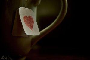 I heart tea by Trapiki