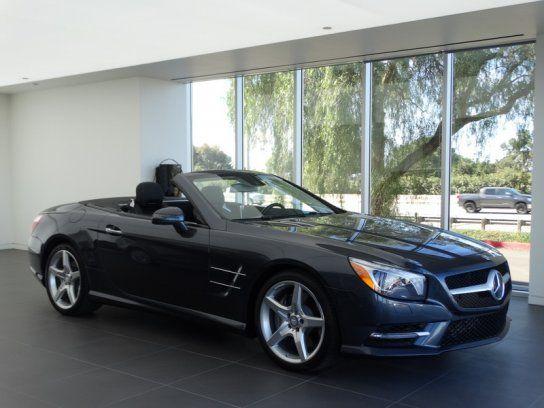 Convertible 2013 Mercedes Benz Sl 550 With 2 Door In Carlsbad Ca 92008 Mercedes Benz Benz Convertible